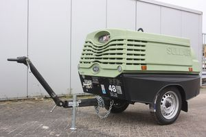Compresseur diesel 3000l/min - Compresseur diesel
