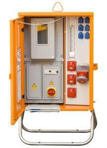 Coffret électrique de comptage 30A tri phaser - Groupe électrogène
