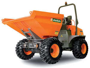 Dumper sur roues 1700 l - Dumper sur roues