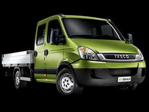 Camion de moin de 3T5  double cabine - Camion de moins de 3,5 t