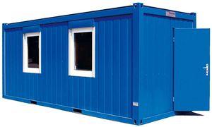 logistique de chantier   bungalow 6/2m40 - Logistique de chantier