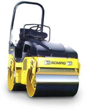 Compacteur 2 billes 125 cm 2T5 - Compacteur